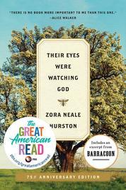 Cover Their Eyes Were Watching God oleh Zora Neale Hurston