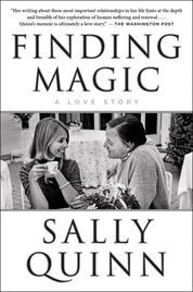 Cover Finding Magic oleh Sally Quinn