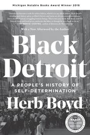 Cover Black Detroit oleh Herb Boyd