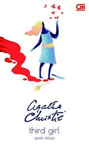 Cover Gadis Ketiga (Third Girl) oleh Agatha Christie