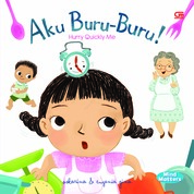 Cover Mind Matters: Aku Buru-Buru! (Hurry Quickly Me) oleh Euginia Gina & Karina
