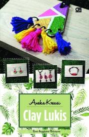 Aneka Kreasi Clay Lukis by Rani Anggraeni Cover