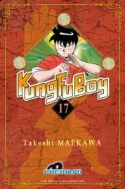 Cover Kungfu Boy (Premium) Vol. 17 oleh Takeshi Maekawa