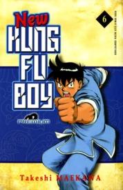 Cover New Kungfu Boy (Premium) Vol. 06 oleh Takeshi Maekawa