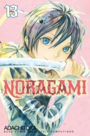 Cover Noragami 13 oleh Adachitoka
