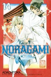 Cover Noragami 14 oleh Adachitoka