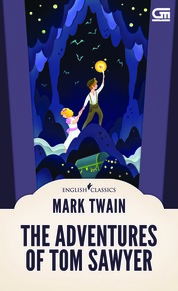 English Classics: The Adventures of Tom Sawyer by Mark Twain Cover
