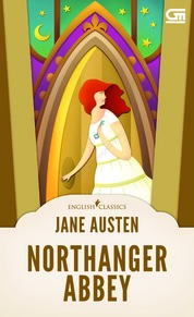 English Classics: Northanger Abbey by Jane Austen Cover