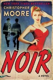 Cover Noir oleh Christopher Moore