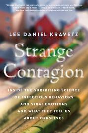 Cover Strange Contagion oleh Lee Daniel Kravetz