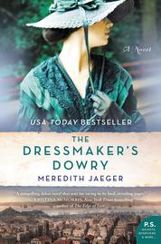 The Dressmaker's Dowry by Meredith Jaeger Cover