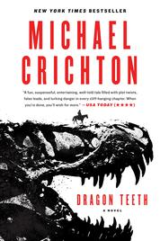 Dragon Teeth by Michael Crichton Cover