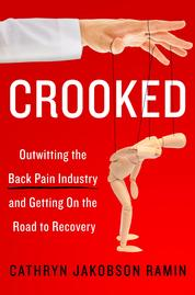 Cover Crooked oleh Cathryn Jakobson Ramin
