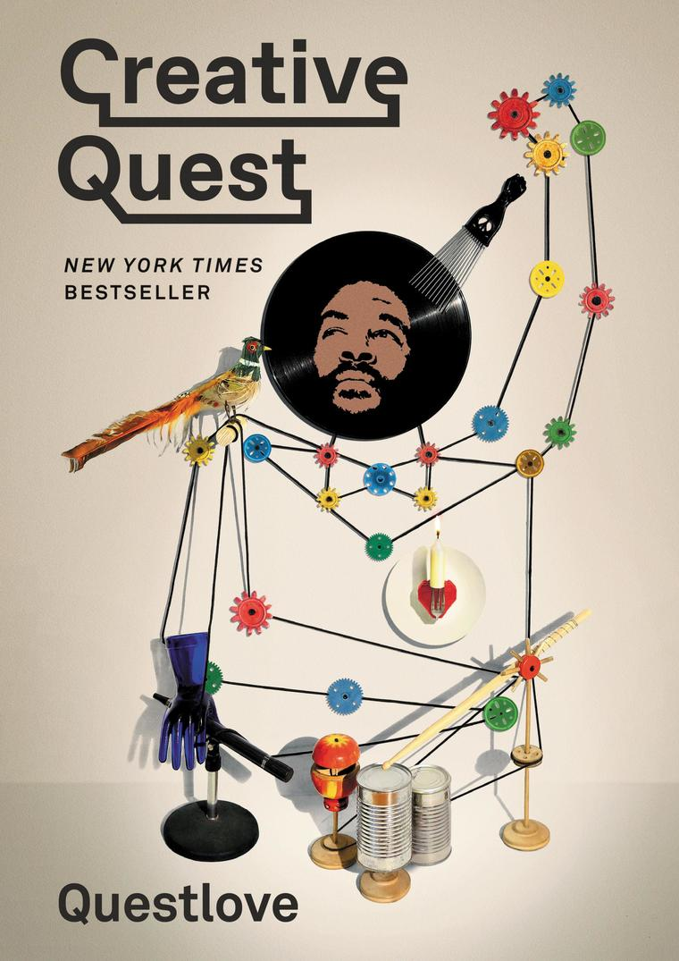 Buku Digital Creative Quest oleh Questlove