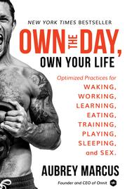 Cover Own the Day, Own Your Life oleh Aubrey Marcus