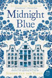 Cover Midnight Blue oleh Simone van der Vlugt
