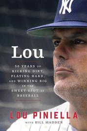 Lou by Lou Piniella Cover