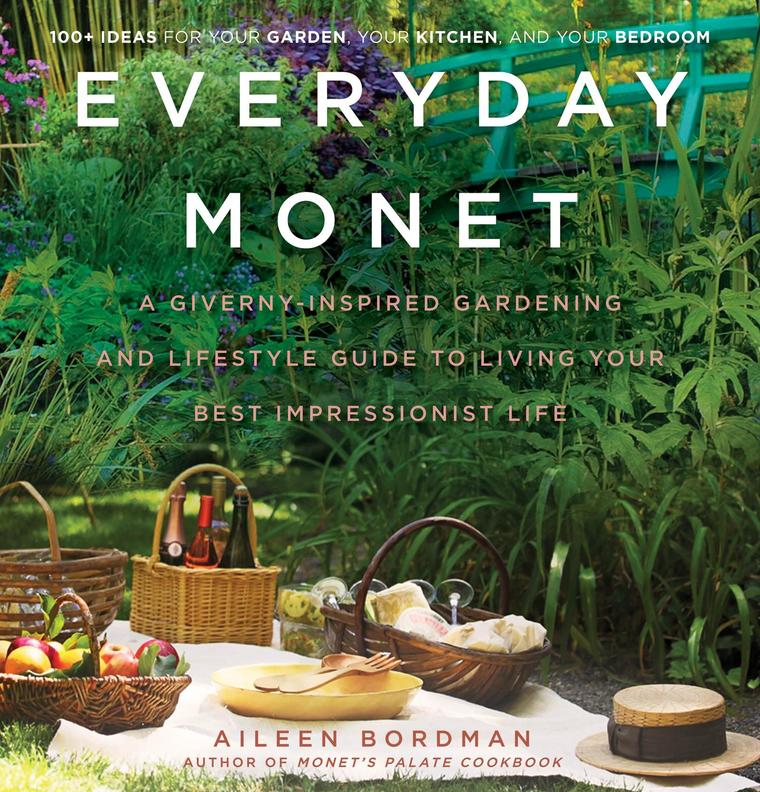 Everyday Monet by Aileen Bordman Digital Book