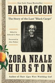 Barracoon by Zora Neale Hurston Cover
