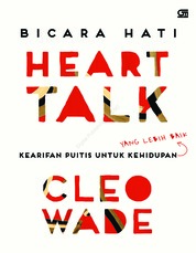 Cover Heart Talk: Bicara Hati oleh Cleo Wade