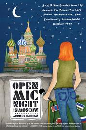 Cover Open Mic Night in Moscow oleh Audrey Murray