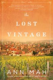 Cover The Lost Vintage oleh Ann Mah