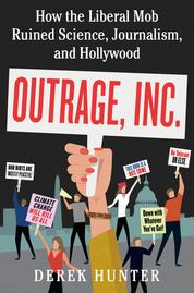 Cover Outrage, Inc. oleh Derek Hunter