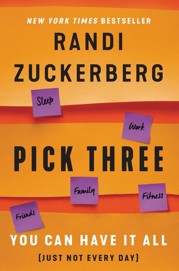 Buku Digital Pick Three oleh Randi Zuckerberg