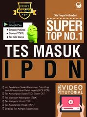 Cover Super Top No.1 Soal Tes Masuk IPDN oleh Dita Puspa Wulandari