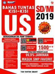 Cover Bahas Tuntas Kisi-Kisi US SD/MI 2019 oleh Tim Tentor Smart