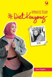 Hypnotic Diary Diet Kenyang by Dewi Hughes Cover