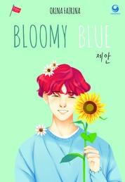 Cover Bloomy Blue oleh Orina Fazrina