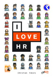 Cover I LOVE HR oleh Christian Suboro