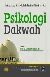 PSIKOLOGI DAKWAH by Faizah, S.Ag., M.A. Cover