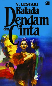 Balada Dendam dan Cinta by V Lestari Cover