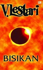 Cover Bisikan oleh V Lestari