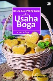 Resep Kue Paling Laku untuk Usaha Boga by Sevi Maryanti Cover