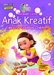 Cover Kumpulan Cerita Anak Kreatif - Tales for Creative Children oleh Watiek Ideo