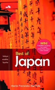 Cover Best Of Japan oleh Maria Fransiska Merinda