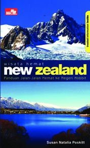 Cover Wisata Hemat: New Zealand oleh Susan Natalia Poskitt