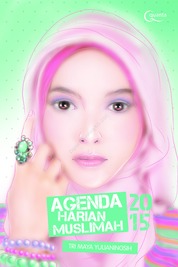 Agenda Harian Muslimah 2015 by Tri Maya Yulianingsih Cover