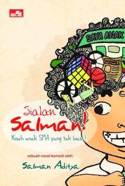 Cover Sialan Salman oleh Salman Aditya