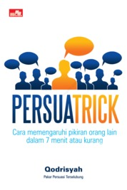 Persuatrick by Qodrisyah Cover