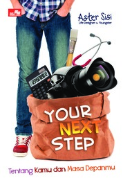 Your Next Step by Aster Sisi Cover