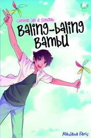 Cover Catatan Jail Di Sekolah : Baling-Baling Bambu oleh Maulana Faris