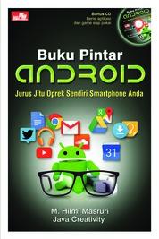 Buku Pintar Android by M.Hilmi Masruri & Java Creativity Cover