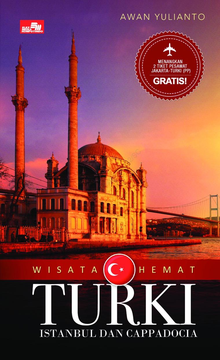 Buku Digital Wisata Hemat Turki oleh Awan Yulianto