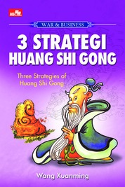 Cover War & Business - 3 Strategi Huang Shi Go oleh Lamasi Pakpahan