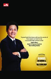 Cover THE ACHIEVER Semua Pencapaian Sukses Anda Berawal di Sini (new edition) oleh Haryanto Kandani