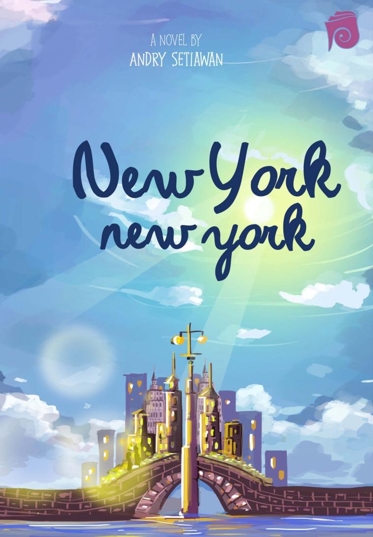 Buku Digital New York, New York oleh Andry Setiawan